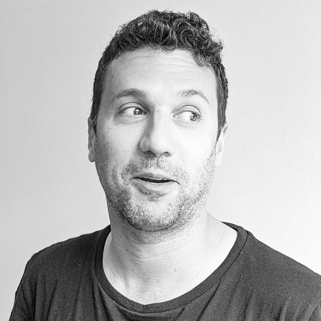 Farhad Alessandro Mohammadi CEO Mamazen