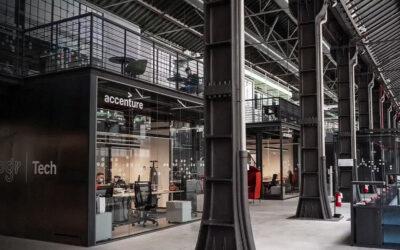 A Torino apre il centro di innovazione di Accenture, l'Industry X Innovation Center